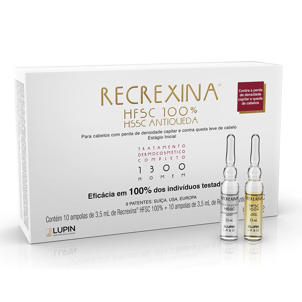 Recrexina® HFSC 100% - 1300 HOMEM 10 x 3,5ml