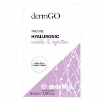 DermGO The One Hyaluronic Sérum en Crema Facial Arrugas y Hidratación, 30ml