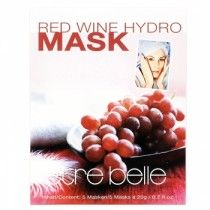 Red Wine Hydro Mask 5 Unidades 20g