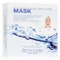 Collagen & Aloe Vera Hydro Mask 10 Unidades 25g