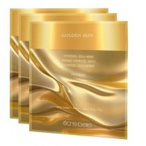 Golden Skin Hydrogel Gold Mask 3pcs 30g