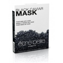Black Caviar Fleece Mask 5 Unidades 20g