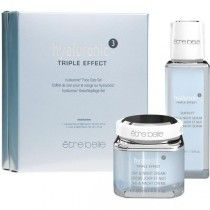 Hyaluronic Triple Effect Face Care Set 30+50ml
